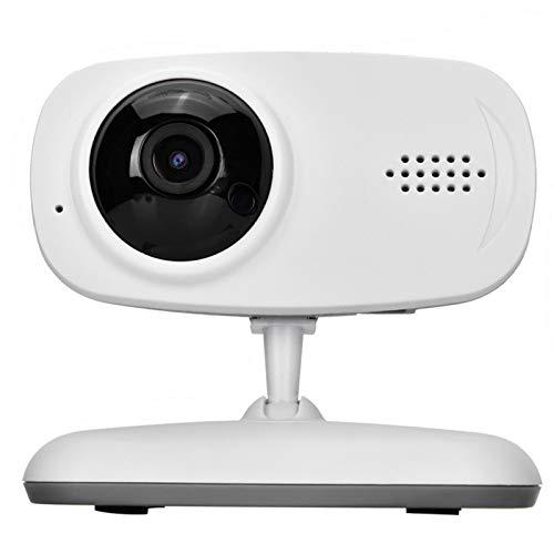 720P HD Sonido Monitoreo Alarma Cámara IP Monitor de bebé Registro de Video(British regulations (100-240V))