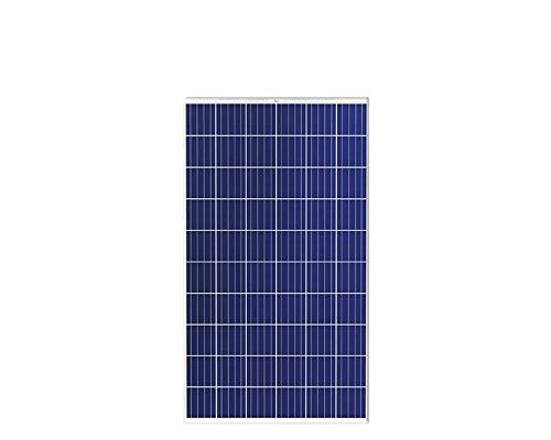 ZunSolar 165 Watt 12 Volt Polycrystalline Carat 24 ZR Series Solar Panel