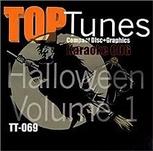 Top Tunes CDG Halloween Vol. 1 TT-069