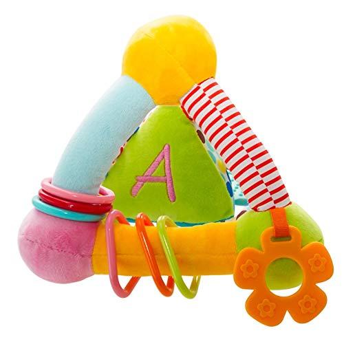 Imaginarium Softy Pyramid Pirámide de Actividades de Tela para bebé