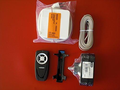 Berner Torantriebe Funk-Umrüstpaket 1 BDÜ120 Funkempfänger 4250035414204