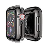 Brting Cordon Cover for Apple Watch Case 44mm / 40mm 42mm / 38mm Accessoires Soft TPU TPU Screen...
