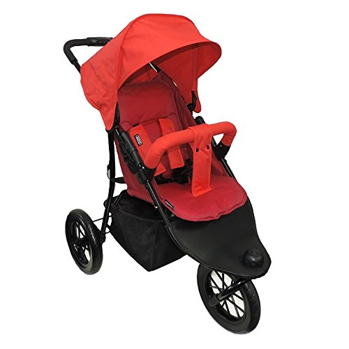 Eichhorn 3-wheeler Buggy Red
