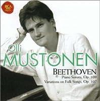 ムストネン・プレイズ・ベートーヴェン ~ピアノ・ソナタ第30番&10の主題と変奏