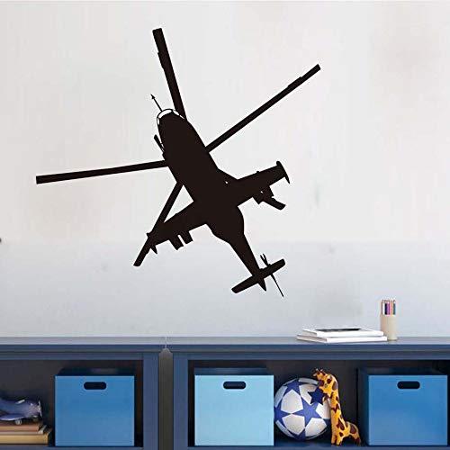 Tianpengyuanshuai helikopter muursticker wooncultuur woonkamer kunst kinderen schimmel slaapkamer muur