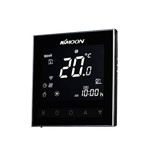 Termostato calefacción suelo radiante digital KKmoon