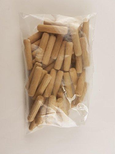 pihami in legno di faggio Riffel tasselli 50PZ 6X 30mm