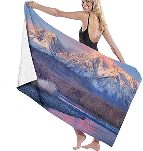 Telo mare Scenario (2) Asciugamano da bagno super morbido stampa carina e squisita asciugamano spa nuoto doccia campeggio asciugamano moda yoga dimensioni personalizzate 80x130 cm