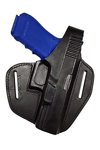 VlaMiTex B9 Leder Holster für Glock 20 21 Zoraki 917