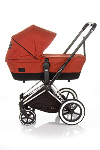 Kombi Kinderwagen Babywagen Sportsitz Cybex Priam Light Seat (Seat Only) Autumn Gold Burnt Red