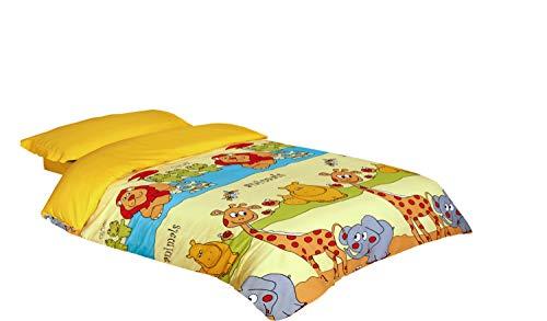 Funda nórdica Infantil Animales (Animals, para Cama de 90x190/200 Nórdico de 150)