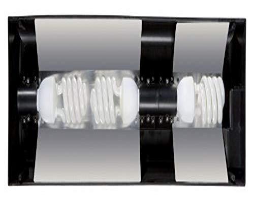 Exo Terra Compact Top Mitel Terrarienabdeckung für Terrarien mit einer Breite von 60 cm