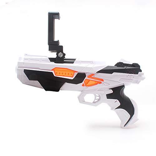 Preisvergleich Produktbild Xplorer Xcalibur Erweiterte Realität AR Game Gun mit Bluetooth für IOS Android Smartphone