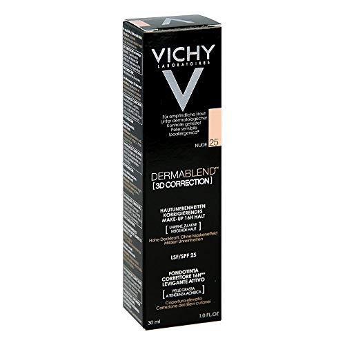 VICHY Dermablend 3D korrigierendes Make-Up SPF 25, 30 ml Creme