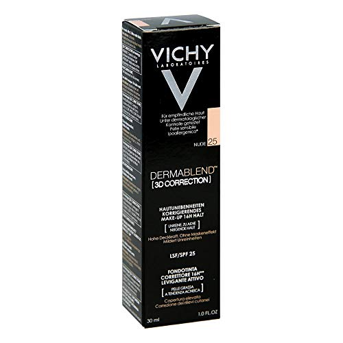 VICHY DERMABLEND 3D Make-up 25 30 ml