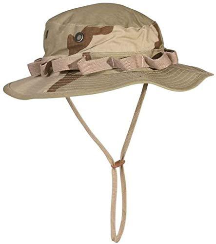 Mil-Tec Sombrero de la Selva GI de EE.UU. (3 Colores, Desierto/3XL)