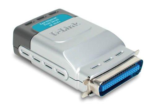 D-Link DP-301P+ 10/100TX 1-Centronic Port Print Server