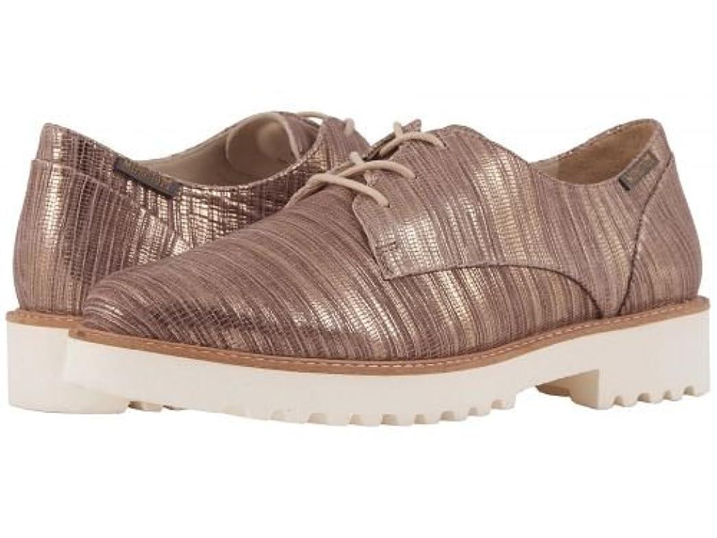ロイヤリティ慣らすハードリングMephisto(メフィスト) レディース 女性用 シューズ 靴 オックスフォード 紳士靴 通勤靴 Sabatina - Bronze Brazil [並行輸入品]