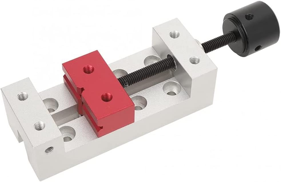 FENXIXI 50mm Mini Aluminum New Shipping Free Indianapolis Mall Flat Clamp Drill Bench Vise Pre Table