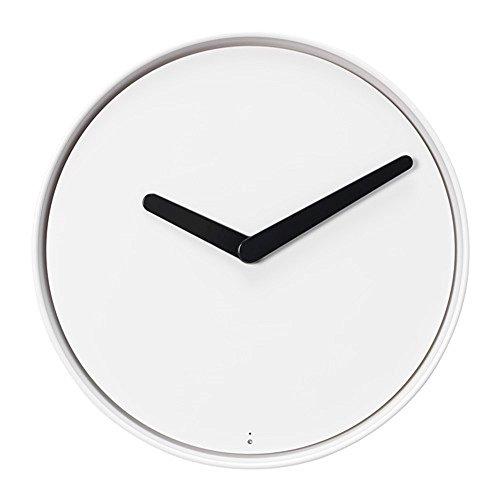 IKEA/イケア STOLPA:ウォールクロック32 cm ホワイト (303.840.68)