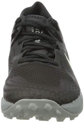 NIKE Wildhorse 6, Trail Running Shoe Mujer, Off Noir/Spruce Aura-Black-Iron Grey, 40 EU