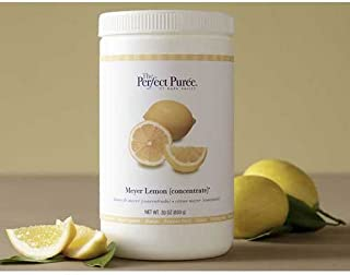 The Perfect Puree Meyer Lemon Concentrate Puree, 30 Ounce -- 6 per case.
