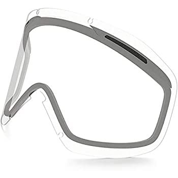 Oakley O Frame 2.0 PRO XL Replacement Lens Clear One Size  OO7112