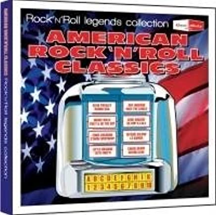 Rock 'N' Roll Legends: American Rock N Roll Classics