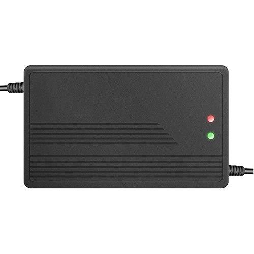 ASWT Cargador Cargador de batería para Scooter e-Bike, protección contra sobretensión del Cargador de batería de Litio de 60 V, Cable de alimentación del Enchufe del Paquete 5A / 8A,D,5A