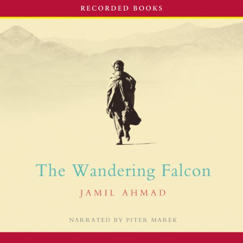 The Wandering Falcon audiobook cover art