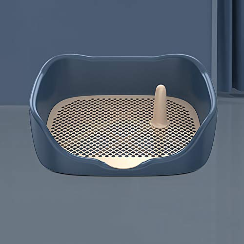 GETZ Portable Dog Toilet Training Pad Holder with Fence, Dog Potty Fence,...
