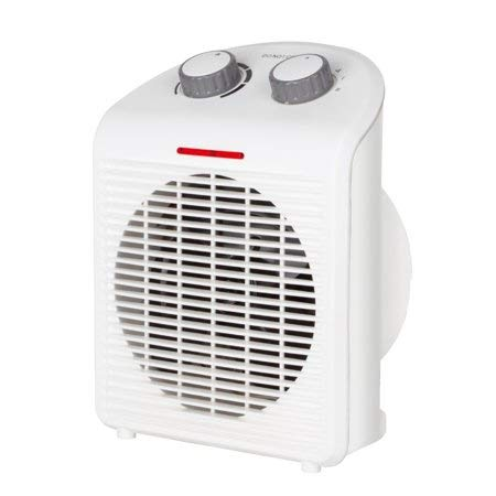 Pelonis Fan-forced Portable Space Heater with Thermostat-new, Three Heat Settings (Low, Medium and...