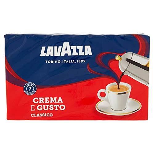 Lavazza Crema e Gusto - Paquete de 750 g (3 x 250 g)