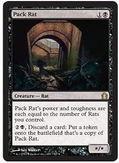Best pack rat mtg Reviews