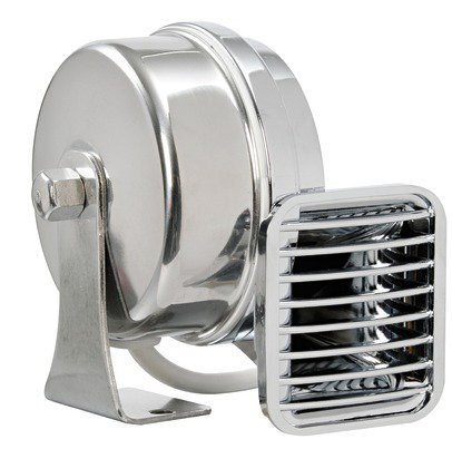 Osculati - MARETeam Signalhorn kompakt Einzelhorn Ausführung mit Knotentafel