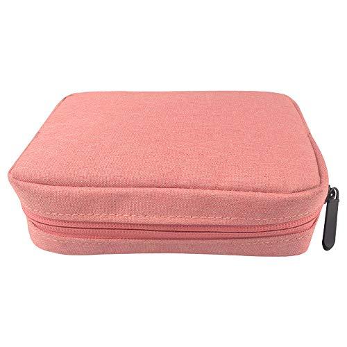 Portable Nebulizer Machine Case Inhaler Case Travel Medicine Bag Mini...