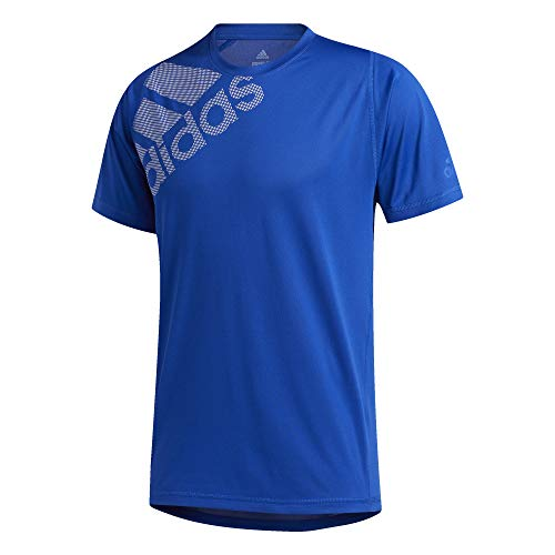 adidas Freelift_Sport Graphic Camiseta, Azul Rey, Extra-Small para Hombre