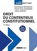 Droit du contentieux constitutionnel