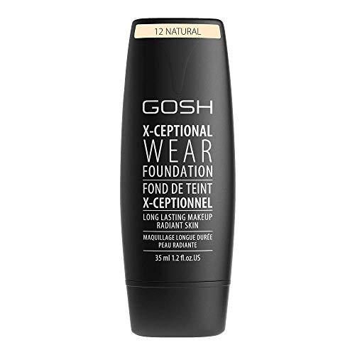 Gosh Copenhagen Foundation Plus+, 30 ml