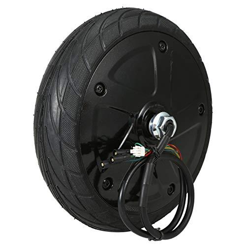 Roeam Rueda de Motor de 350W para Ninebot ES1 ES2 ES3 ES4, Scooter eléctrico, Rueda de conducción Delantera, Piezas de Repuesto para reparación de Motor de neumático