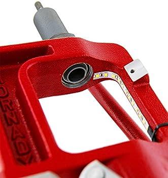 KMS Squared Universal Reloading Press LED Light Kit  Fits RCBS Lee Dillon Hornady Lyman etc  KIT+Dimmer