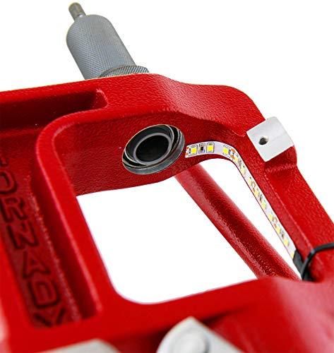 KMS Squared Universal Reloading Press LED Light Kit; Fits RCBS, Lee, Dillon, Hornady, Lyman etc.