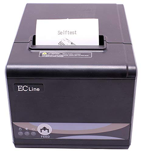 ECLINE Miniprinter Térmica PM-80250, 80mm, USB+ETH+SERIAL