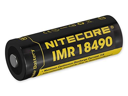 NiteCore 18490IMR Spezial-Akku 18490 Li-Ion 3.7 V 1100 mAh