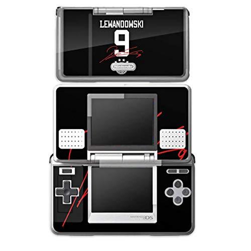 DeinDesign Skin kompatibel mit Nintendo DS Folie Sticker FC Bayern München FCB Lewandowski