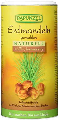 Rapunzel Erdmandeln gemahlen, naturell,3er Pack (3x 300 g) - Bio