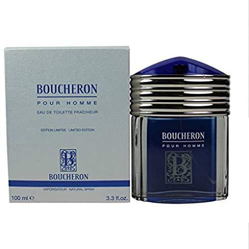 BOUCHERON Pour Homme Edt FraICHEUR 100 ml Vapo