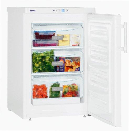 Liebherr G 1213-20 - Congelador (Vertical, Independiente, Color blanco, 98L, 101L, 11 kg/24h)