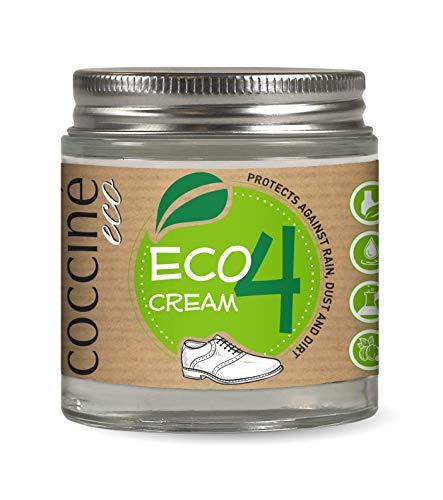 Cocciné - Schuhcreme | Schuhe Wax Outdoor | Imprägnierung Für Lederschuhe | Creme Pflegemittel Wachs | 100ml (Farblos)