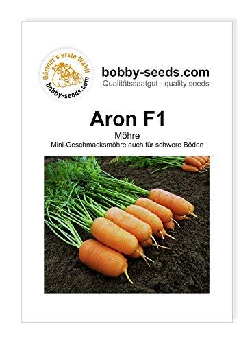 Aron F1, Mini Geschmacksmöhre Samen von Bobby-Seeds